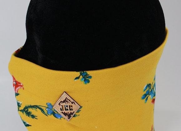 Cache-cou / Fleurit jaune