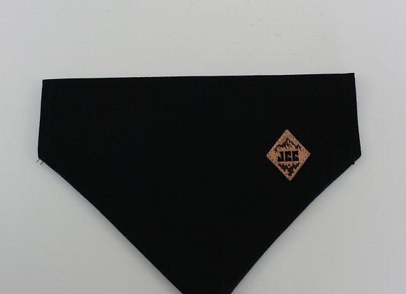 Foulard pour animaux / Noir