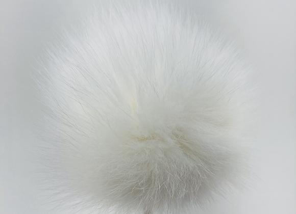 Pompon / Blanc