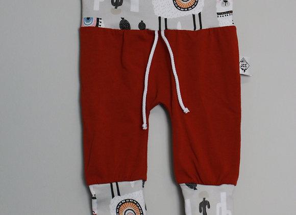 Pantalon évolutif / Rouille
