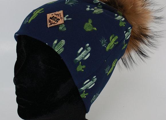 Tuque de coton / Cactus