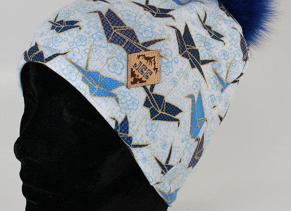 Tuque de coton / Origamie