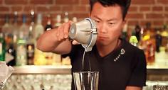 Workshop Cocktail Shaken