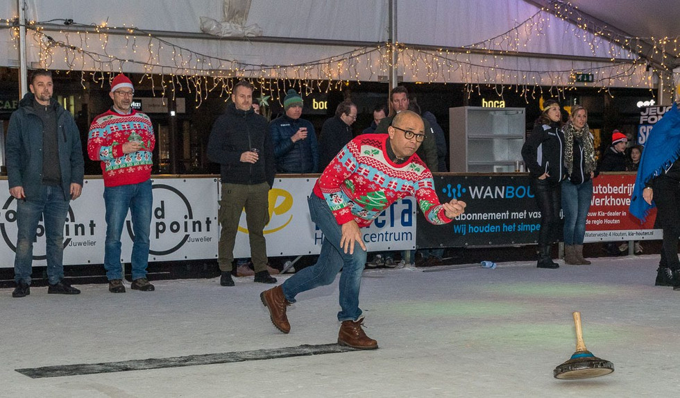 Curling Rond on Ice 2019