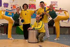 Workshop Braziliaans Carnaval