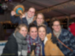 Curling Rond on Ice