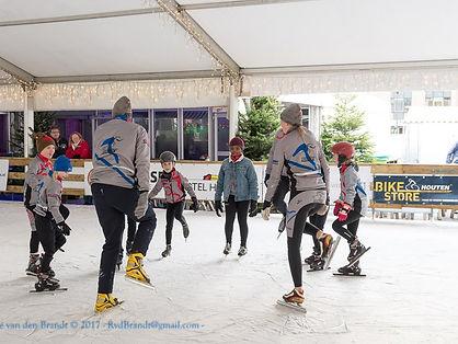 Schoolschaatsen