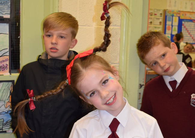 Revolting Children with Cool Hair!