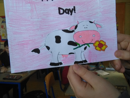 Happy M-udder's Day!