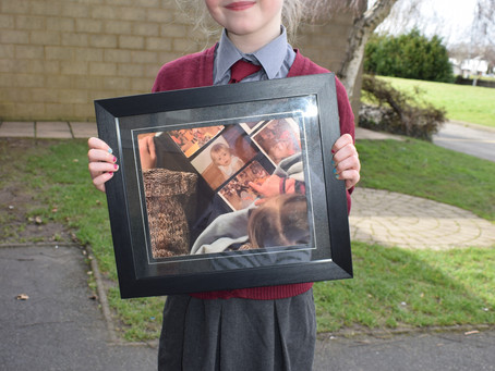 Congratulations to one of our 4th Class children on reaching the finals of the INSPA Photography Com