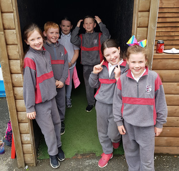 Third Class at Tayto Park.