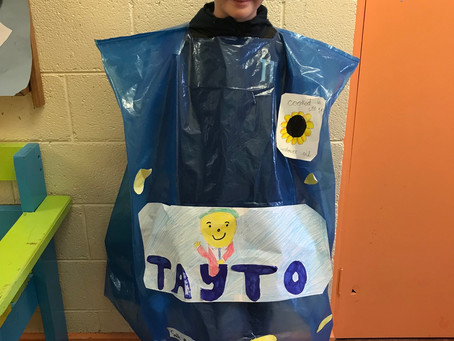 Well done to all Kids in Ms Kerrigan's class for such a great effort....
