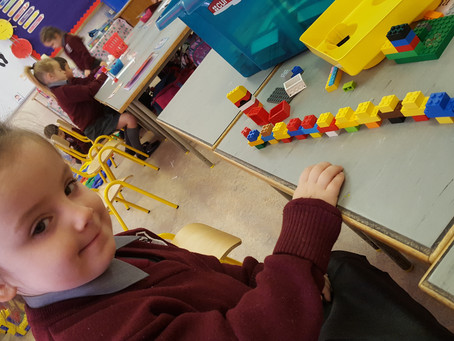 First fortnight in Junior Infants!!!