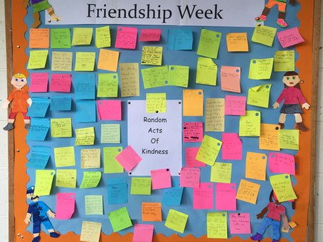 A Fantastic Friendship Week