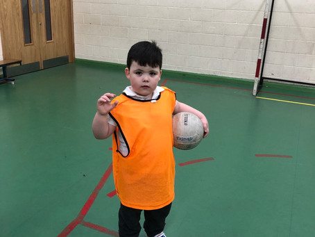 Junior Infants GAA