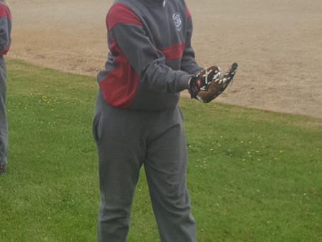 5th Class enjoyed learning the skills of baseball in Corkagh park today!