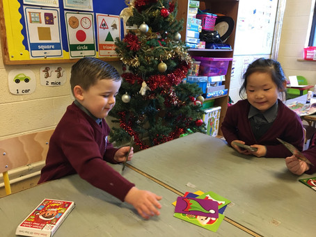 Christmas in Junior Infants 🎅🏻