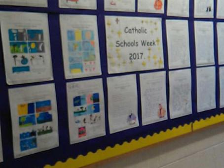 Catholic Schools Week 2017.