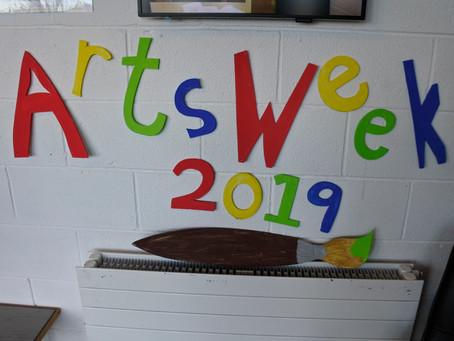 Arts Week 2019 Art Exhibition