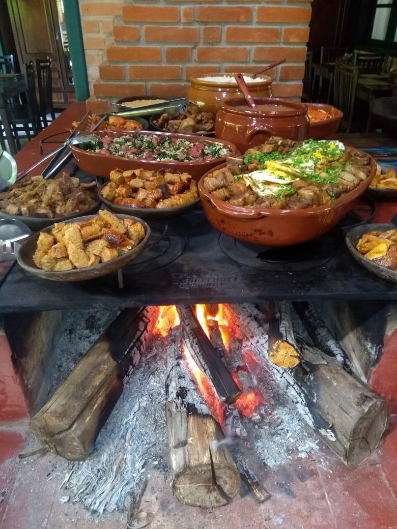 Restaurante Fazenda Terra da Mata