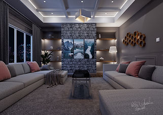 Top Floor Livingroom
