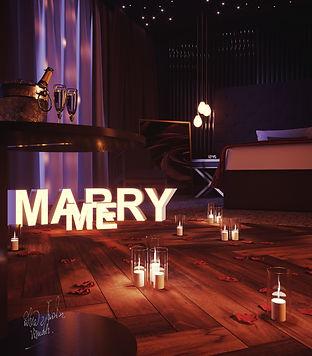 MARRY ME BEDROOM
