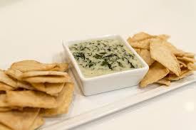 Healthy Low-Fat Chip & Dip Recipes