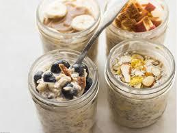 Breakfast On The Go - Overnight Oats