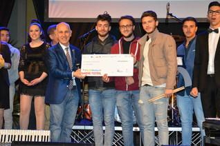 Andrea Meli, Andrea Garozzo e gli Atarassia vincono la prima edizione del MuMiMottura Music Festival