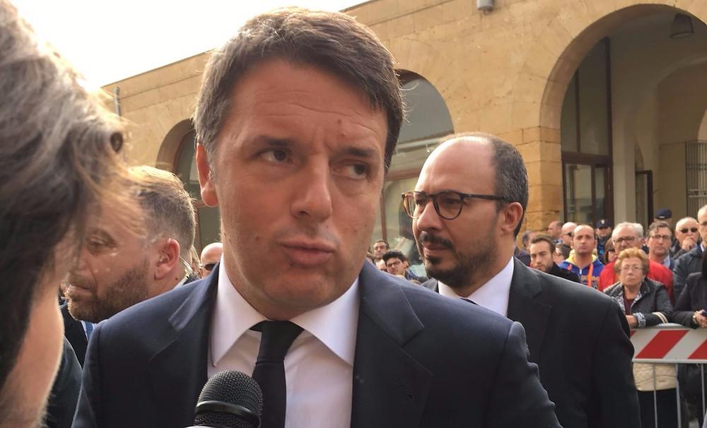 Matteo Renzi intervistato da Telemottura