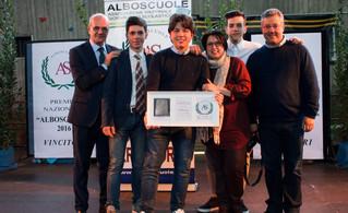 Alboscuole premia Telemottura Web-Television