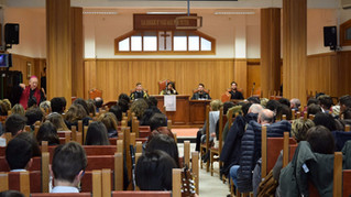 Telemottura riprende l'evento dedicato alle vittime della Shoah