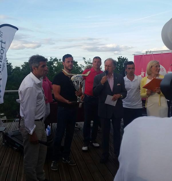 Gala de charité SOS Gazelles