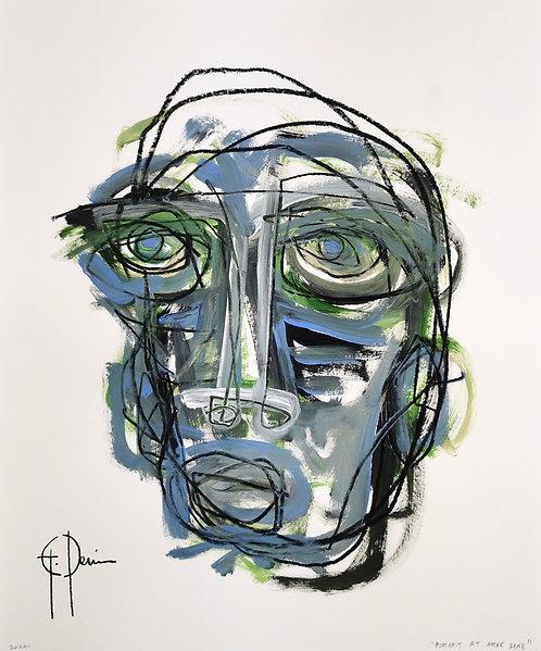 """""""Portrait At Notre-Dame"""""""