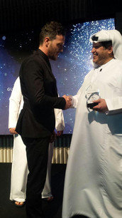 Global Art award DUBAI