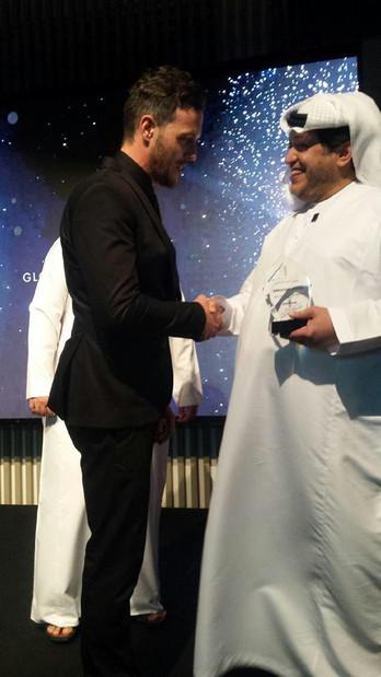 Global Art award DUBAI