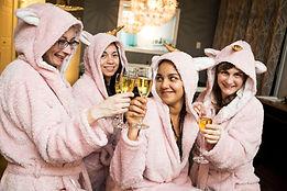 soiée de filles, spa à domicile, animation fête