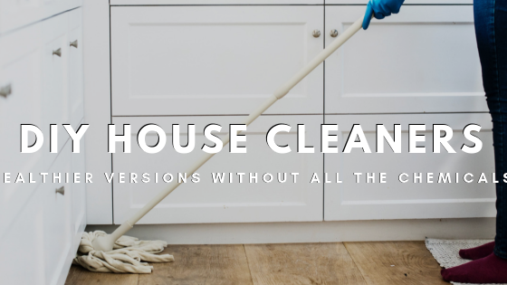 Simple Recipes for Healthy Household Cleaners
