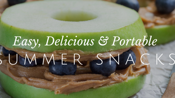 Wonderful Healthy Summer Snacks!