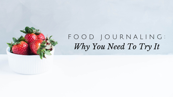 How Food Journaling Can Change Your Life