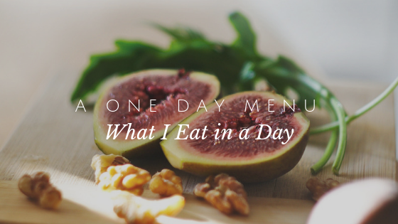 What I Eat in a Day as a Health Coach