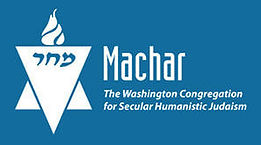 Machar The Washington Congregation of Secular Humanistic Judaism Logo