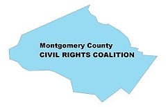 Montgomery County Civil Rights Coalition Logo