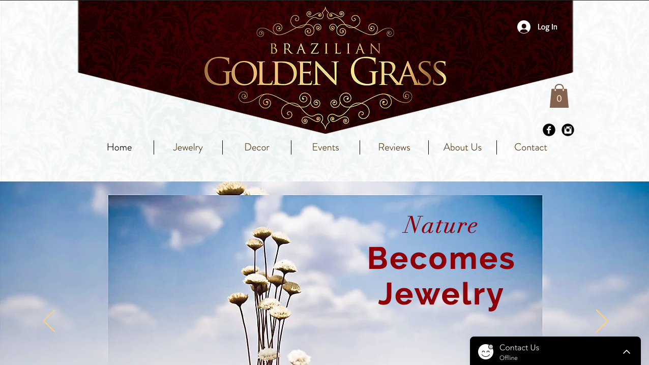 Site Brazilian Golden Grass