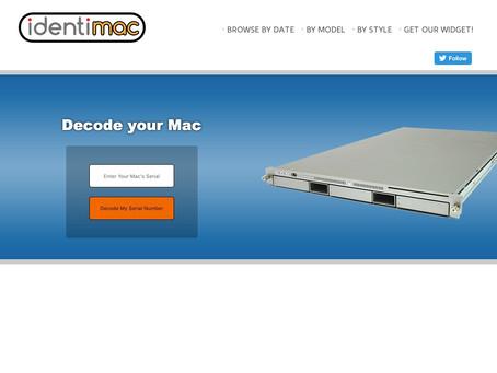 Quer saber o perfil técnico de seu Mac?