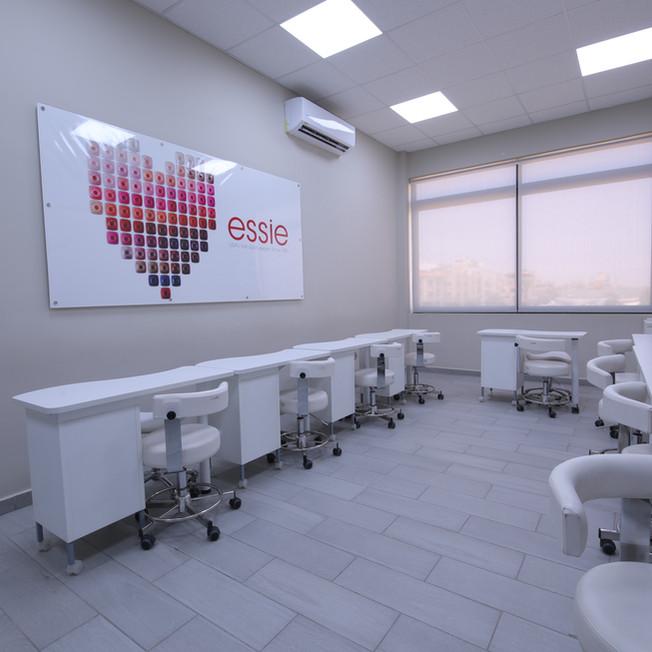 Hand & foot care classroom