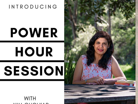 POWER HOUR SESSION WITH NIM