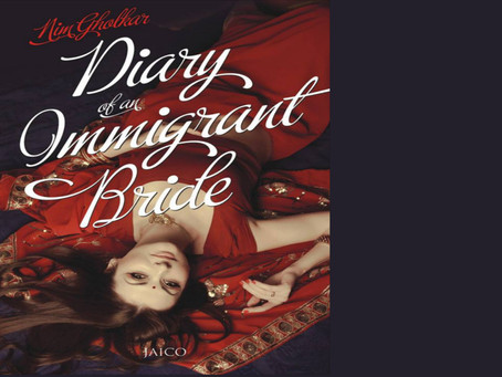 Diary of An Immigrant Bride being launched across India in June 2015