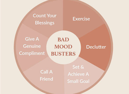 IN A BAD MOOD?