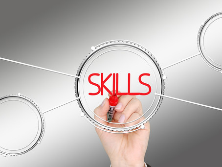 DISCOVER YOUR TRANSFERABLE SKILLS